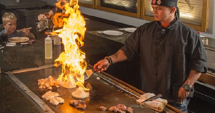 kabuto japaneses steakhouse and sushi bar charlotte